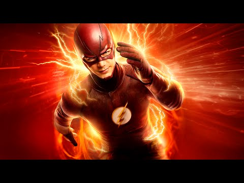 the flash music video - superhero