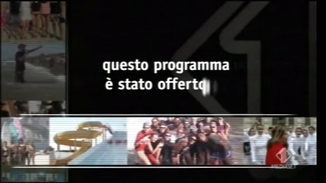 Questo programma è stato offerto da...