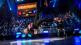 Alcolil vs Victor - Quarter Final - Red Bull BC One World Final 2014 Paris