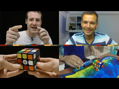 New Rubik's Cube World Record! 4.74 seconds (interview and breakdown)
