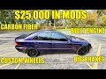 Paid $1,000 For A SUPER RARE RennTech Mercedes At Auction With $25,000 In Mods! INSANE DEAL!