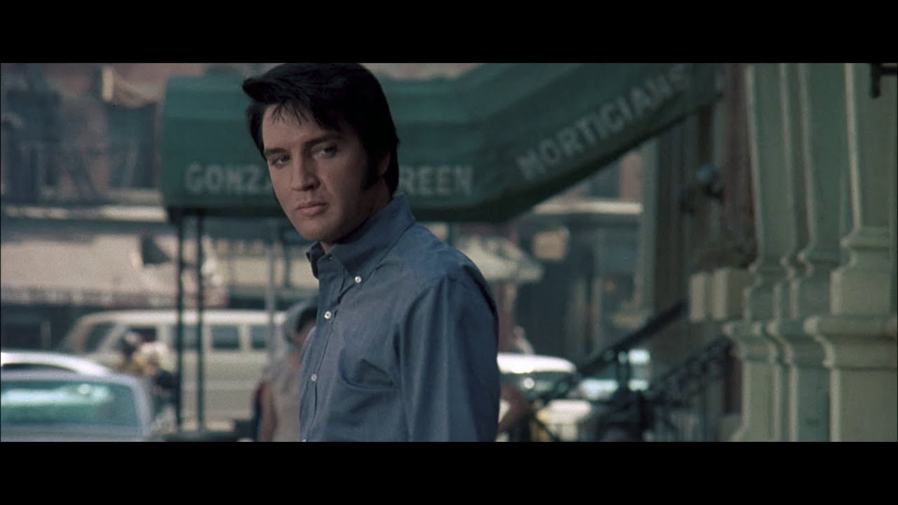 Download Elvis Presley - In The Ghetto [New Edit]