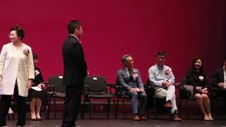 Publication Date: 2018-06-29 | Video Title: 2018年度軒尼斯官立小學畢業典禮下學期進步獎頒發6年級B7