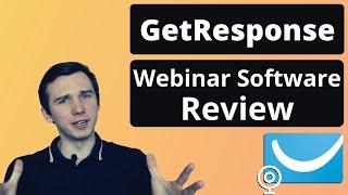 GetResponse Webinars: Perfect for Marketing & Educational Webinars?