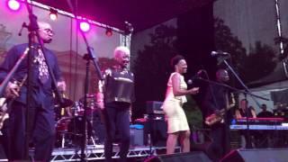 Maceo Parker - LIVE на фестивале Усадьба Джаз 2016