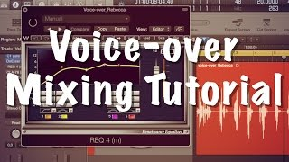 Female Voice-over Mixing Tutorial | Waves Plugins