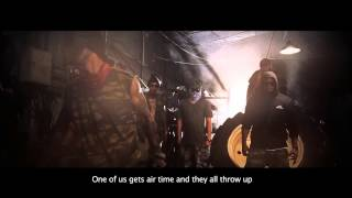 KER- ALL EYES ON ME- CLIP OFFICIEL by KlapYaHandz & 391 FILMZ