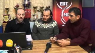 EBU MEDYA – ENES AYAKKABICILIK FUTBOL TURNUVASI 2. HAFTA D GRUBU YORUMLARI