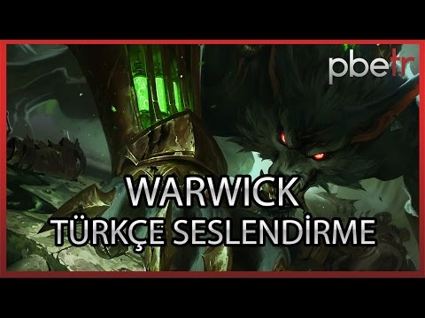 Yenilenen Warwick - Türkçe Seslendirme