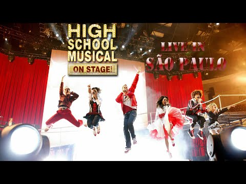 High School Musical: The Concert - Live in São Paulo (Disney Channel)
