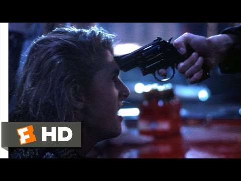 Dream a Little Dream 1989  Under the Gun Scene 99  Movieclips