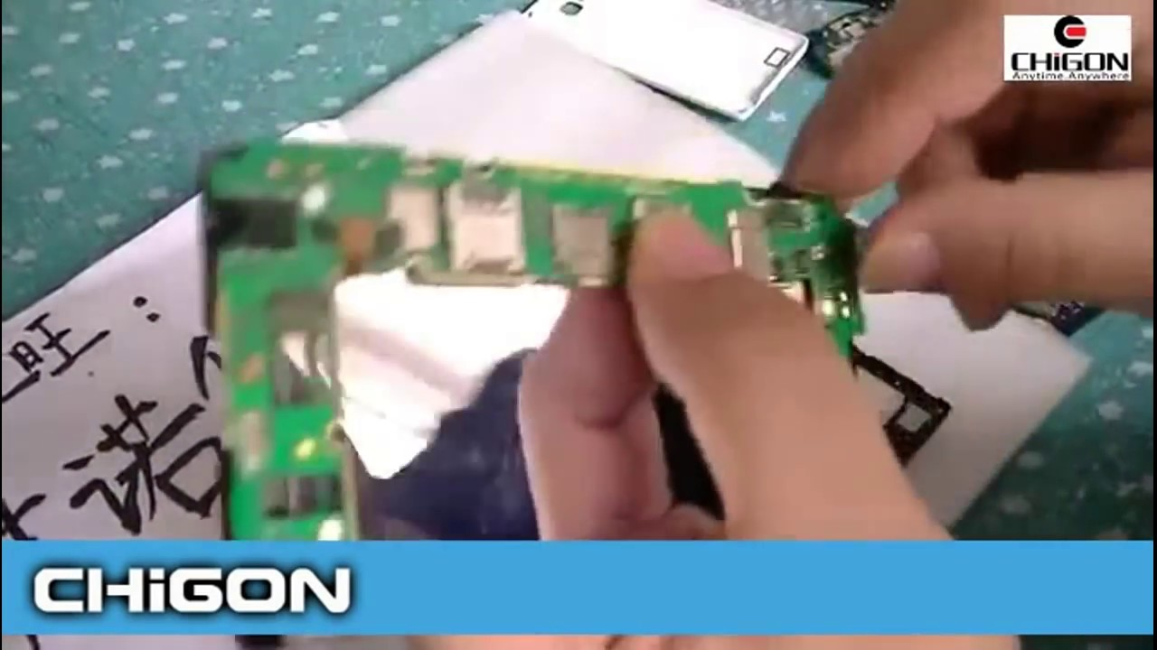 Disassembly Huawei Honor 3C