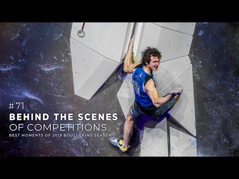 Adam Ondra #71: Best Moments of 2019 Bouldering Season / Behind the Scenes