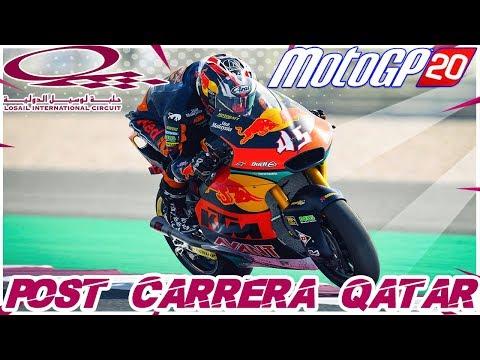 ⭐ MOTOGP 2020 | LOSAIL GP DE QATAR *POST CARRERA*⭐
