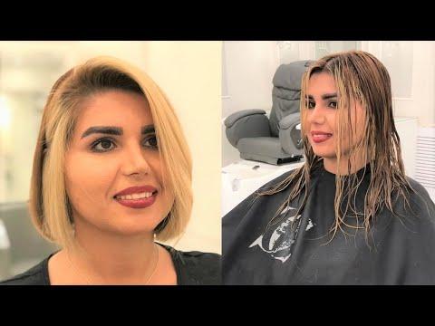 short-haircuts-ideas-|-long-to-short-hair-makeovers-|-hairstyle-for-short-hair-|-hair-transformation