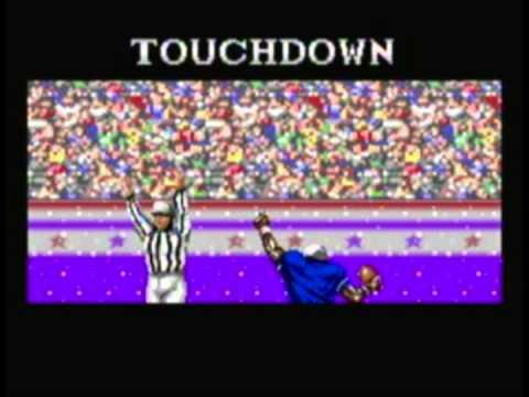 2013 NFL Playoffs in Tecmo Super Bowl - AFC Wild Card