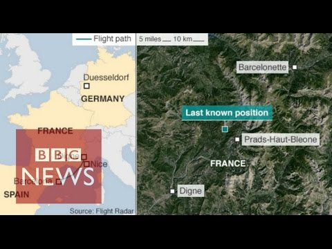 Germanwings plane crash: What do we know? BBC News