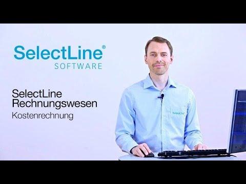 Video Einführung in die Kostenrechnung - SelectLine Rechnungswesen Software