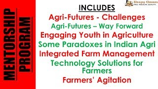 Mentorship Program for IAS - Economy for Mains - Lecture 5