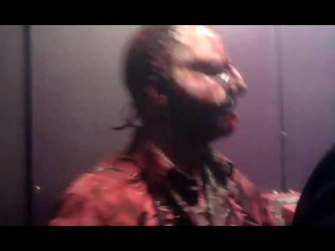 Metal Sanaz at Mushroomhead in Los Angeles 1