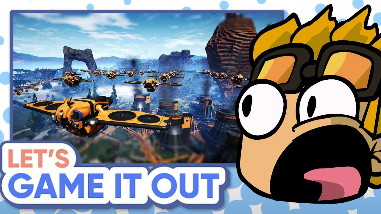 Download ImKibitz Reacts to Let's Game It Out Playing Satisfactory