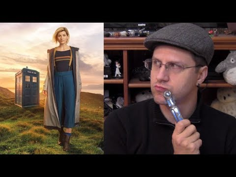 The 13th Doctor's Costume  A Geek's Thoughts on Jodie Whittaker's Look