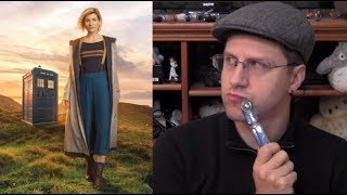 The 13th Doctor's Costume - A Geek's Thoughts on Jodie Whittaker's Look