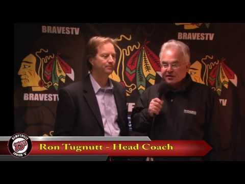 CCHL Interview Ron Tugnutt