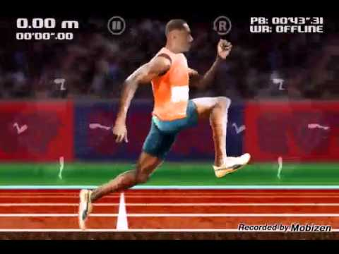 How i Run on QWOP - QWOP Android