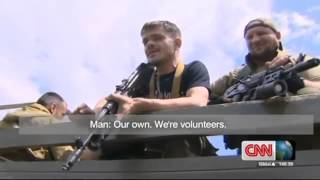 Repeat youtube video Кадыровцы в Донецке (CNN, 26.05.14)