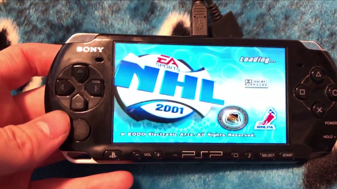 How To Play Psp Ps1 Roms On A Psp 3000 Youtube