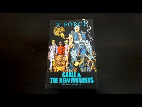 Cable & The New Mutants Review