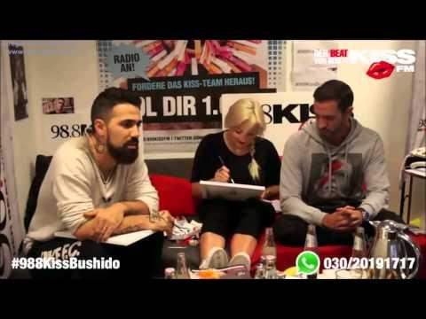Bushido x KissFM 98 Stunden Interview- Kay One Anruf