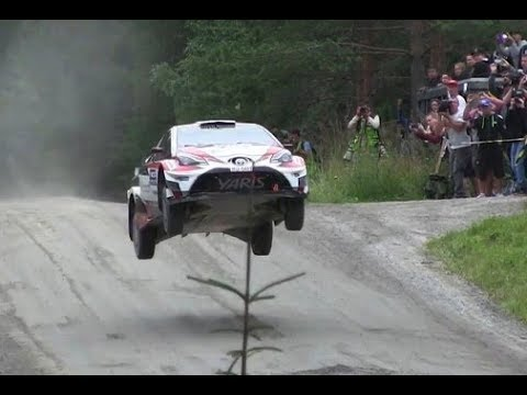 WRC TRIBUTE 2017: Maximum Attack, On the Limit, Crashes & Best Moments