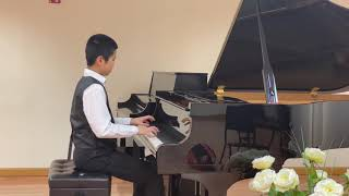 Grade 7 #1 Bach English Suite No.2 Prelude