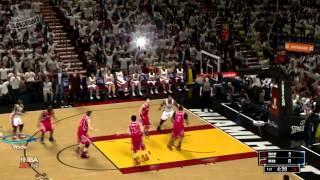 Видеообзор NBA 2K14. Леброн и компания