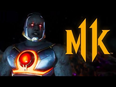 NEW TIME LORD OF APOKOLIPS VS JOKER INTRO!   Mortal Kombat 11