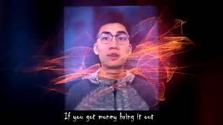 RiceGum - Bitcoin \Bhad Bhabie Diss/ (Lyrics and funny Video)