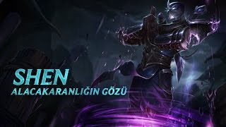 Shen Şampiyon Tanıtımı