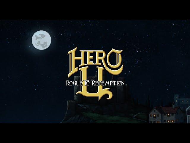 Hero-U: Rogue to Redemption Trailer
