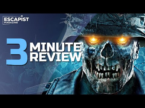 Zombie Army 4: Dead War   Review in 3 Minutes