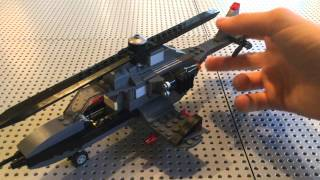 Лего военный вертолет (Самоделка)🚁 / Lego MOC:  military helicopter(Канал Bat Friend: https://www.youtube.com/channel/UCafRfSHEj8xQAucqVu2eG_Q. Канал iVanBricks в YouTube: https://www.youtube.com/c/ivanbricks ..., 2015-06-10T09:27:19.000Z)