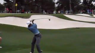 Tiger Woods, Jordan Spieth, Rory McIlroy et al: 2015 Masters Practice Round Highlights