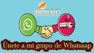 Que esperas para unirte a mi grupo de Whatsaapp
