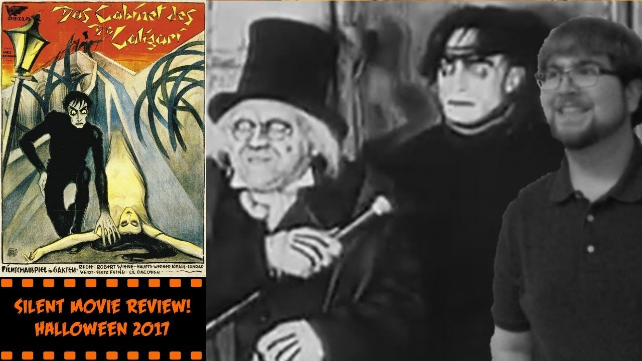an analysis of the movie the cabinet of dr caligari