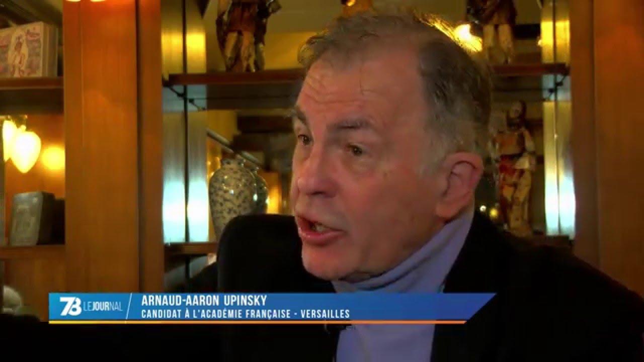 Culture : l'opposant aux artistes contemporains au château de Versailles candidat à l'Académie Française