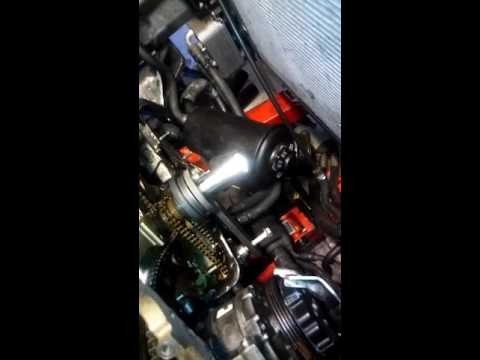 Bmw n62 TIMING case cover removal