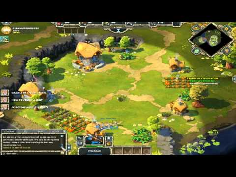 Age of Empires Online Celtic Tribe Gameplay Part 1