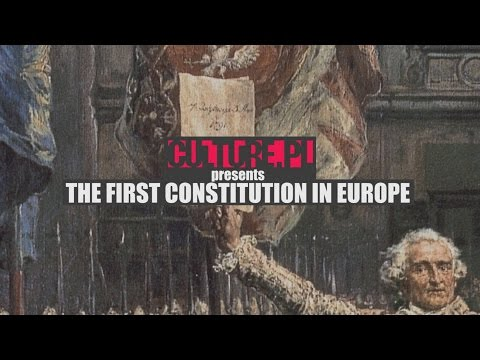 The First Constitution in Europe ‒ Video Explainer