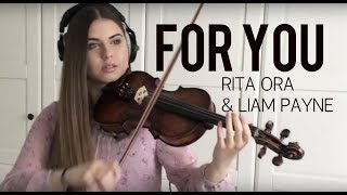 "FOR YOU - Liam Payne & Rita Ora (from ""FIFTY SHADES FREED"")  